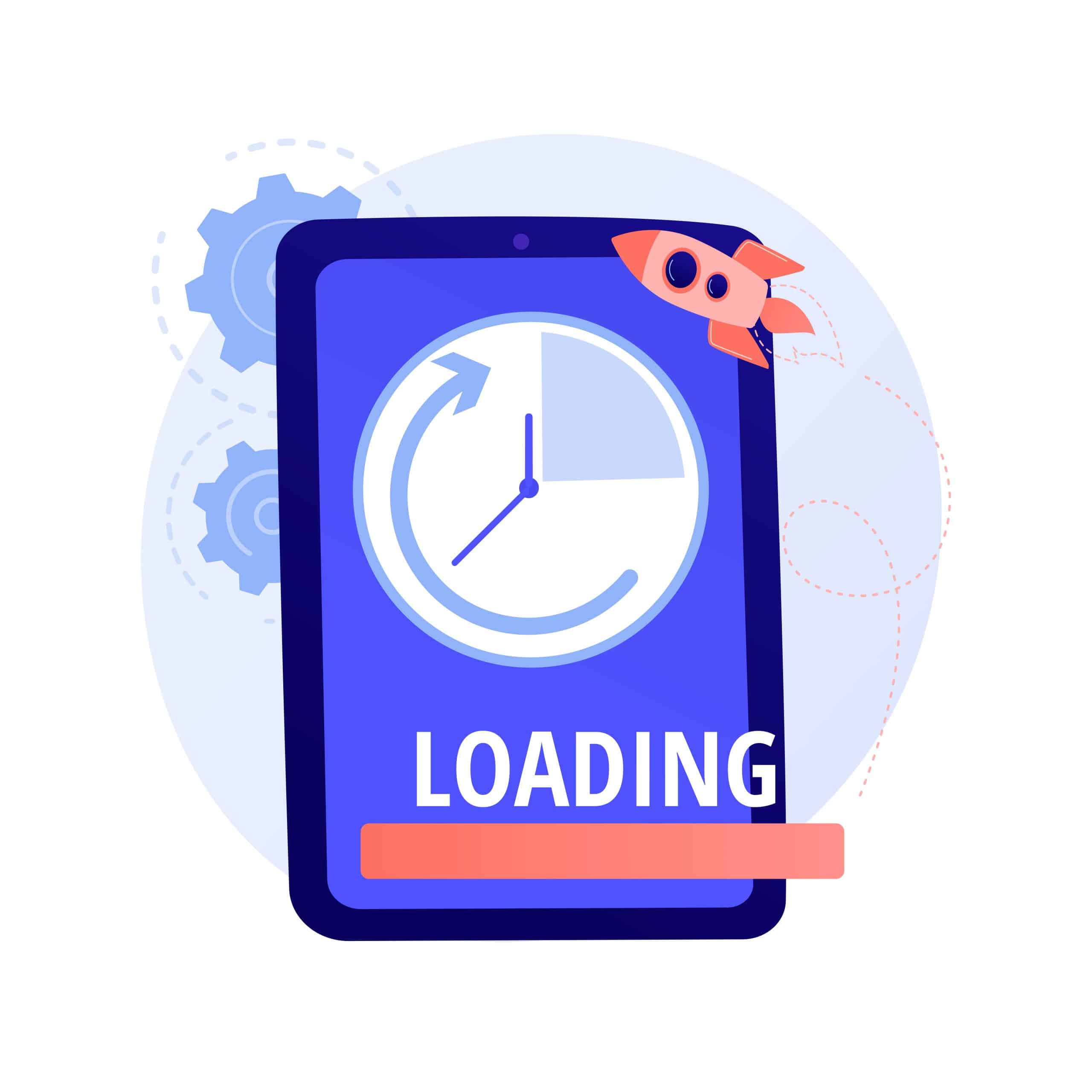 Voice Search Site Loading Speed